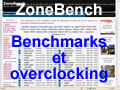 Benchmark & overclocking