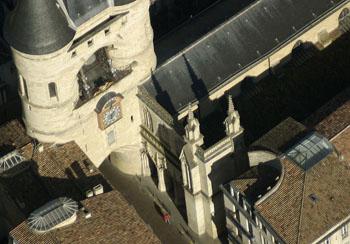 Photo aérienne en Aquitaine - Vue aérienne - le Sud Ouest vu du ciel